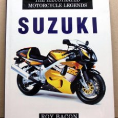 Coches y Motocicletas: LIBRO SUZUKI . Lote 48336808