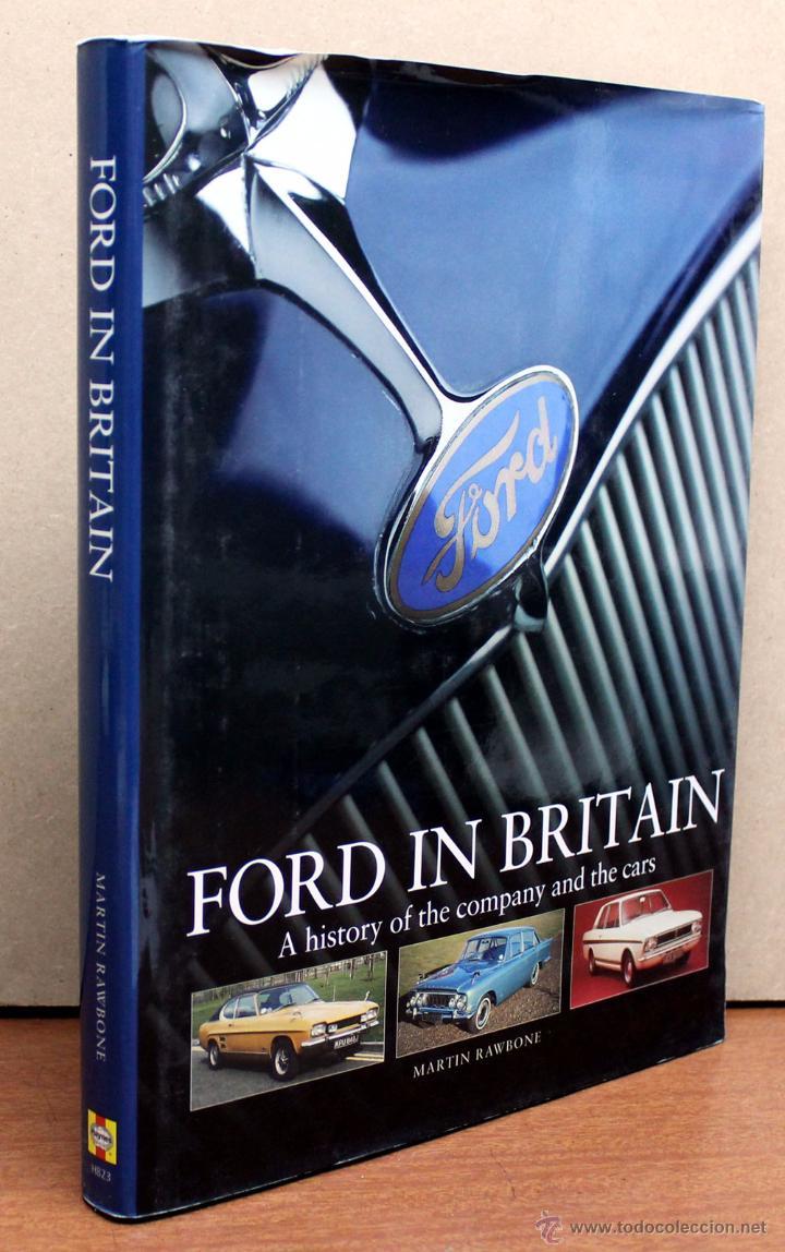 Coches y Motocicletas: LIBRO FORD IN BRITAIN - Foto 3 - 48337033