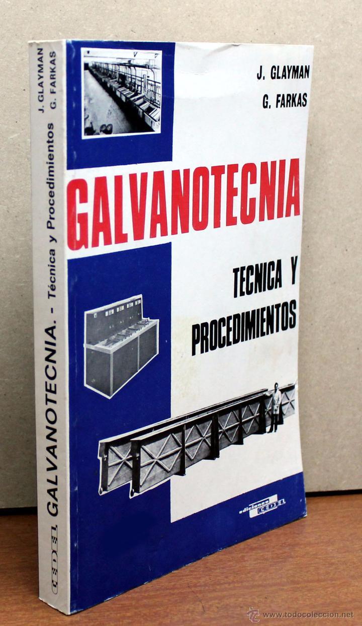 Coches y Motocicletas: LIBRO GALVANOTECNIA - Foto 3 - 74165978