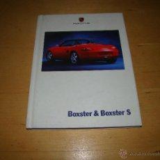 Coches y Motocicletas - lote brochure catalogo folleto PORSCHE BOXTER - 48399154