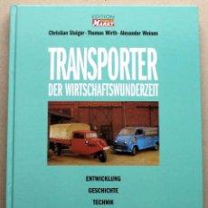 Coches y Motocicletas: LIBRO TRANSPORTER. Lote 48399247