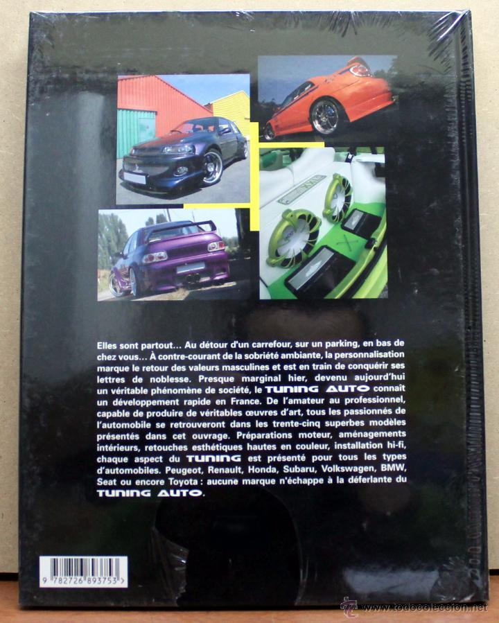 Coches y Motocicletas: LIBRO TUNING AUTO - Foto 2 - 48434009