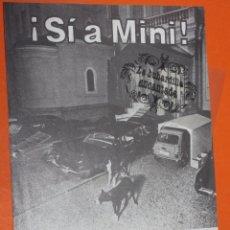 Coches y Motocicletas: PUBLICIDAD 1974 - COLECCION COCHES - LEYLAND AUTHI MINI . Lote 48476511