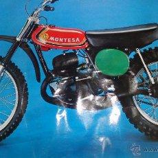 Coches y Motocicletas: POSTER MONTESA CAPPRA 250 VR ORIGINAL AÑOS 70. Lote 48506990