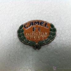 Coches y Motocicletas: PIN FORMULA 1 F1 CAMEL RACING TEAM MICHAEL SCHUMACHER (CAMEL BENETTON FORD), BENETTON B193B . Lote 48623607