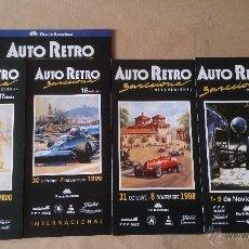 Coches y Motocicletas: PUBLICIDAD AUTORETRO. Lote 49004705
