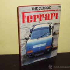 Coches y Motocicletas: THE CLASSIC FERRARI - 1983 -. Lote 49032758