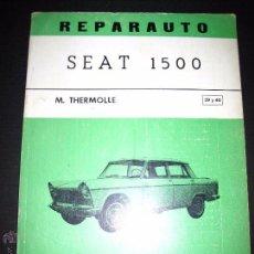 Coches y Motocicletas: RENAULT 4 - REPARAUTO - ATIKA S.A. - 1969 - (V-2259). Lote 49094600