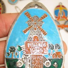 Coches y Motocicletas: CONCENTRACION MOTERA PINARES ALBACETE 1985 IV INVERNAL MOTO CLUB . Lote 49345211