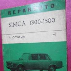 Coches y Motocicletas: REPARAUTO SIMCA 1300 - 1500. ATIKA ,. Lote 49514099