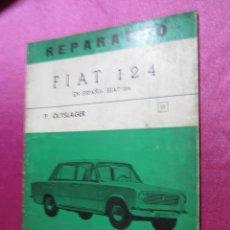 Coches y Motocicletas: REPARAUTO SEAT 124 FIAT 124 . ATIKA ,. Lote 49514340