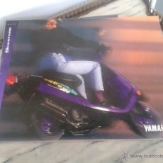 Coches y Motocicletas - CATALOGO GAMA SCOOTERS YAMAHA MERCADO ESTADOS UNIDOS - YAMAHA JOG YAMAHA RAZZ YAMAHA 125 - 49743902