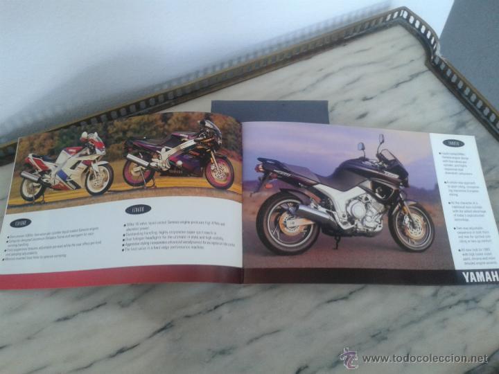 Coches y Motocicletas: CATALOGO GAMA YAMAHA 1993 ESTADOS UNIDOS DIFICIL DE ENCONTRAR - Foto 2 - 49744030