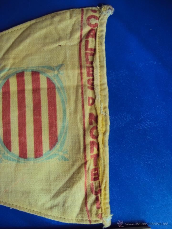 Coches y Motocicletas: (F-065)BANDERIN CAMPING CLUB DE CATALUNYA,IV RALLYE INT.1936(BCN)-C.C.CATALUNYA IV CONGRES CALDES M. - Foto 7 - 49870880