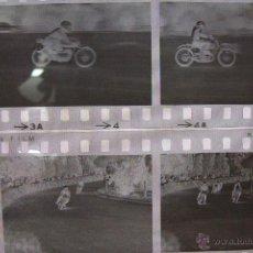 Coches y Motocicletas: CLICHES GRAN PREMIO INTERNACIONAL MOTOS FIESTAS DEL PILAR 1973. MOTOCICLISMO, CLÁSICA. Lote 49878159