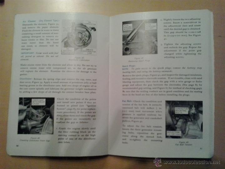 Coches y Motocicletas: MANUAL DE USO DE TRACTOR FORD DEXTA 2000 Y SUPER DEXTA 3000 - Foto 2 - 50154822
