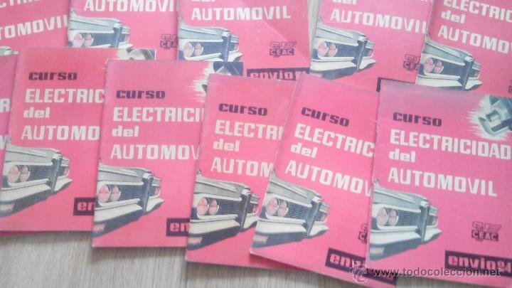 Coches y Motocicletas: CURSO ELECTRICIDAD DEL AUTOMOVIL- CEAC - Foto 2 - 50257107
