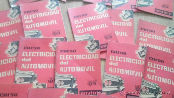 Coches y Motocicletas: CURSO ELECTRICIDAD DEL AUTOMOVIL- CEAC - Foto 3 - 50257107