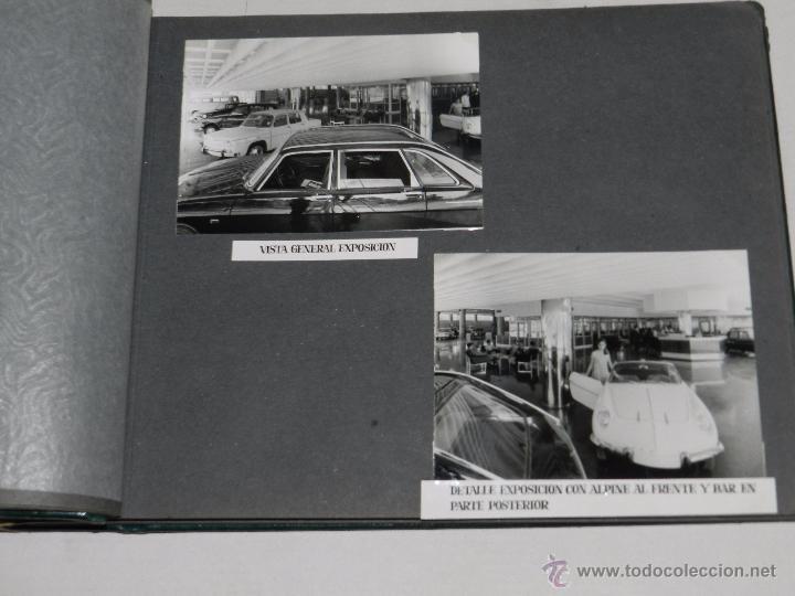Coches y Motocicletas: RENAULT ALBUM CON 18 FOTOGRAFIAS DE LA INAUGURACION TIENDA EACASA RENAULT ,ESPLUGAS DE LLOBREGAT - Foto 5 - 50301233