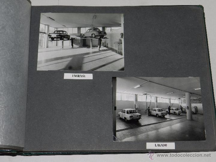 Coches y Motocicletas: RENAULT ALBUM CON 18 FOTOGRAFIAS DE LA INAUGURACION TIENDA EACASA RENAULT ,ESPLUGAS DE LLOBREGAT - Foto 7 - 50301233