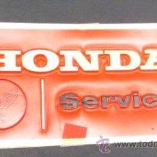 Coches y Motocicletas: PEGATINA HONDA SERVICE . Lote 50323486