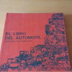 Coches y Motocicletas: LIBRO DEL AUTOMOVIL. Lote 50395441