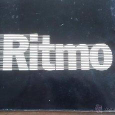 Coches y Motocicletas: SEAT RITMO CATALOGO BROCHURE 1979 . Lote 50485672