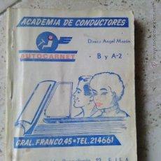 Coches y Motocicletas - librito de auto escuela zaragoza - 51174777