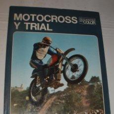 Coches y Motocicletas: MOTOCROSS TRIAL TODO TERRENO,MOTOS MOTOCICLISMO DE MONTAÑA DOCUMENTAL EN COLOR. Lote 172357299
