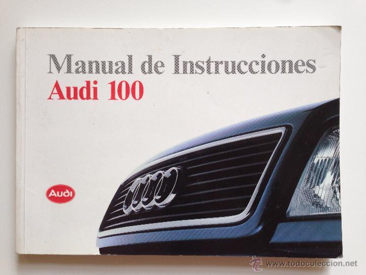 manual instrucciones usuario audi a6 1998 comprar cat logos rh todocoleccion net manual usuario audi a6 2012 manual instrucciones audi a6 2017