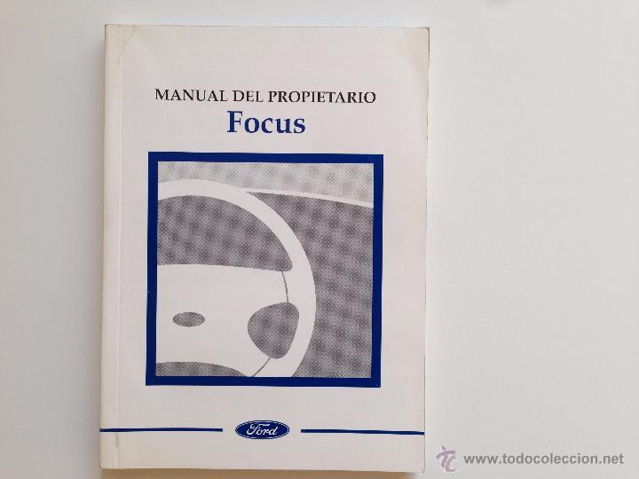 manual instrucciones usuario ford focus 2000 comprar cat logos rh todocoleccion net manual instrucciones ford focus 2006 manual instrucciones ford focus 2006