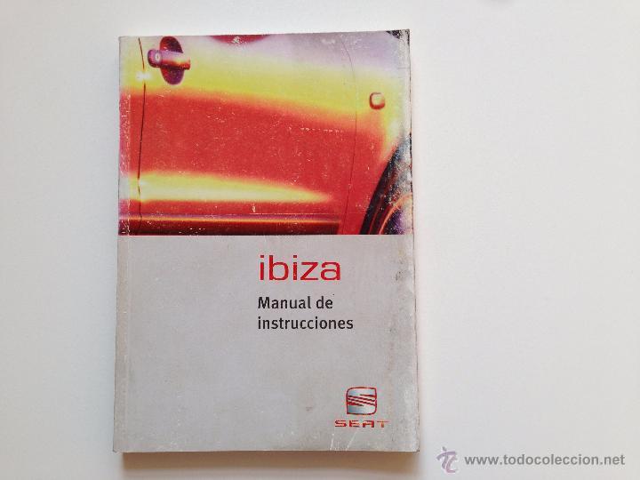 manual instrucciones usuario seat ibiza 1999 comprar cat logos rh todocoleccion net 2018 Seat Ibiza Seat Ibiza 2001