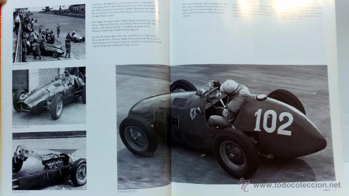 Coches y Motocicletas: FERRARI FORMULA 1. POR RAINER W. SCHLEGELMILCH. AÑO 1996. GRAN FORMATO, VER - Foto 14 - 52363276