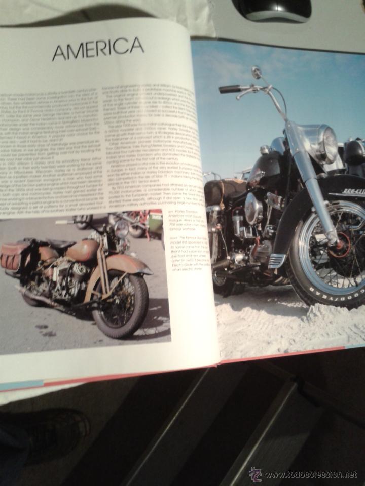 Coches y Motocicletas: CLASSIC MOTORCYCLES - MICK WALKER- 1991- Harley Davidson, Norton, guzzi, Honda, etc - Foto 5 - 52364249