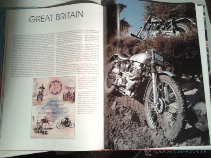 Coches y Motocicletas: CLASSIC MOTORCYCLES - MICK WALKER- 1991- Harley Davidson, Norton, guzzi, Honda, etc - Foto 6 - 52364249