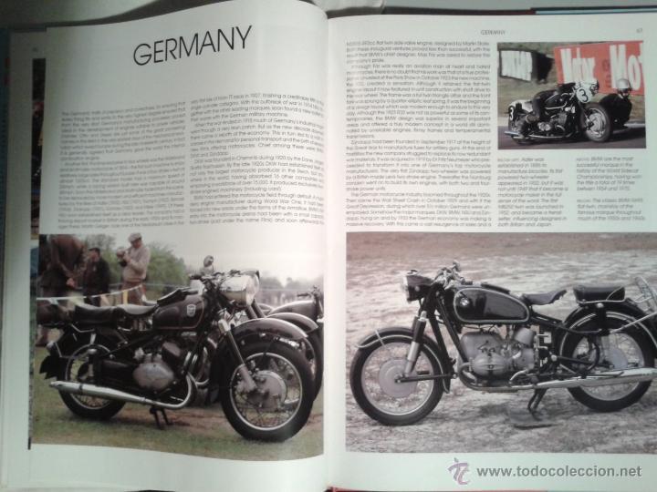 Coches y Motocicletas: CLASSIC MOTORCYCLES - MICK WALKER- 1991- Harley Davidson, Norton, guzzi, Honda, etc - Foto 7 - 52364249