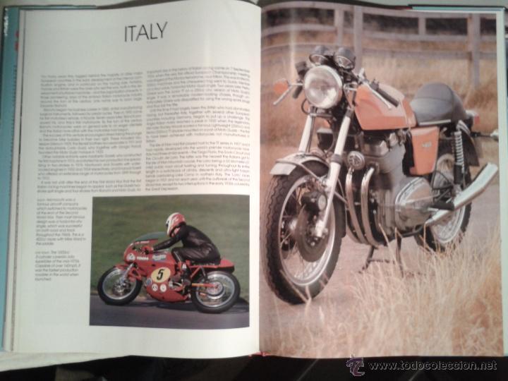 Coches y Motocicletas: CLASSIC MOTORCYCLES - MICK WALKER- 1991- Harley Davidson, Norton, guzzi, Honda, etc - Foto 8 - 52364249