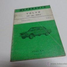 Coches y Motocicletas: VOLVO 140 164 1800 E DE 1972 REPARAUTO. Lote 52634564