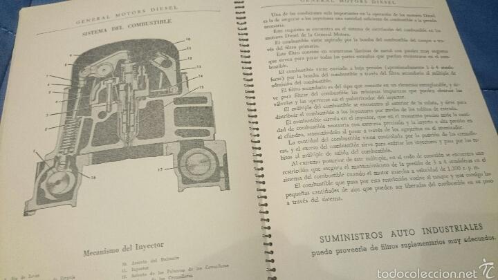 Coches y Motocicletas: manual para la operacion y manutencion de los motores general motors diesel 2-3-4 y 6 cilindros - Foto 2 - 53129517