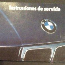 Coches y Motocicletas: MANUAL DE INSTRUCCIONES DE SERVICIO 1991 BMW 520I TOURING 525I 525IX 335I 525TDS. Lote 53152252
