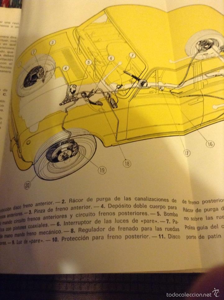 Coches y Motocicletas: Uso y entretenimiento - seat 124 d - noviembre 1971 - tdk255 - Foto 2 - 53423201