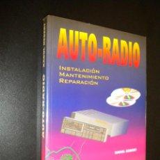 Coches y Motocicletas: AUTO-RADIO / RAOUL HEBERT. Lote 53424947