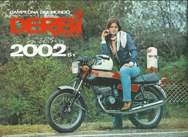 Catalogo original derbi 2002 6v comprar cat logos for Catalogo derbi