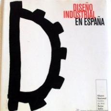 Coches y Motocicletas: LIBRO DISEÑO INDUSTRIAL EN ESPAÑA.. Lote 53675549