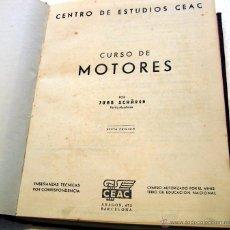 LIBRO CURSO DE MOTORES.