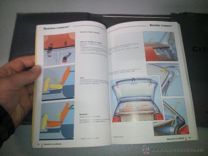Carpeta Manual De Usuarioy Documentacion Citroe