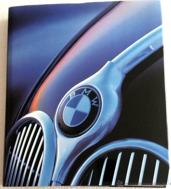 LIBRO BMW. (Coches y Motocicletas Antiguas y Clásicas - Catálogos, Publicidad y Libros de mecánica)