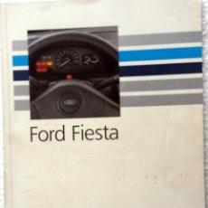 Coches y Motocicletas: FORD FIESTA - MANUAL DEL PROPIETARIO. .. Lote 53904993