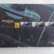 Coches y Motocicletas - RENAULT LAGUNA - MANUAL INSTRUCCIONES PROPIETARIO. - 53903854