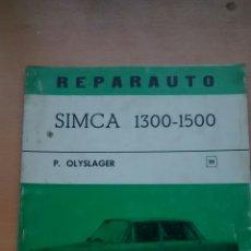 Coches y Motocicletas - Reparauto Simca 1200 1500 - 54058294